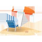Chair & Umbrella Rentals