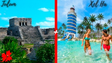 Tulum and Xel Ha Tour (LOW SEASON)