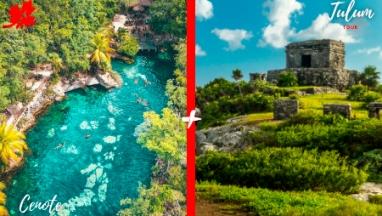 Tulum y Cenotes excursion privada
