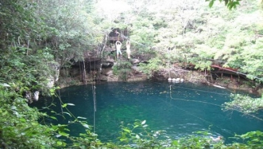 Puerto Morelos Cenote Private Tour