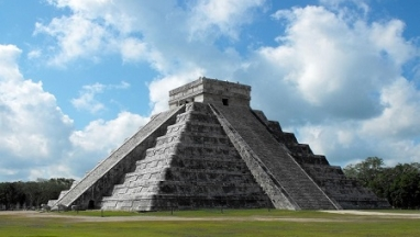 Chichen itza en excursion