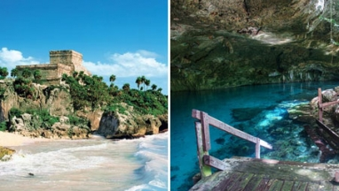 Tulum and Cenotes Tour
