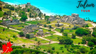 Tulum en excursion privada
