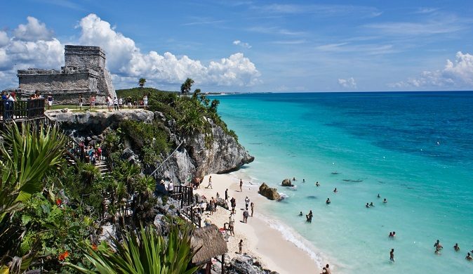 Tulum and Rio Secreto private tour