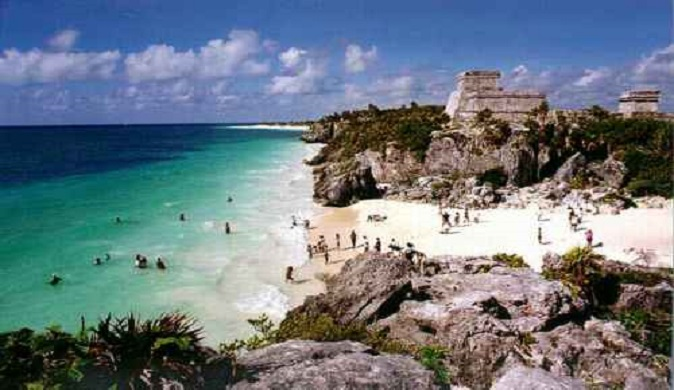 Tulum and Xcaret Basic Private Tour