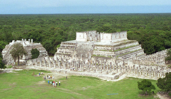 Chichen Itza, Cenote Ik Kil and Ek Balam private tour